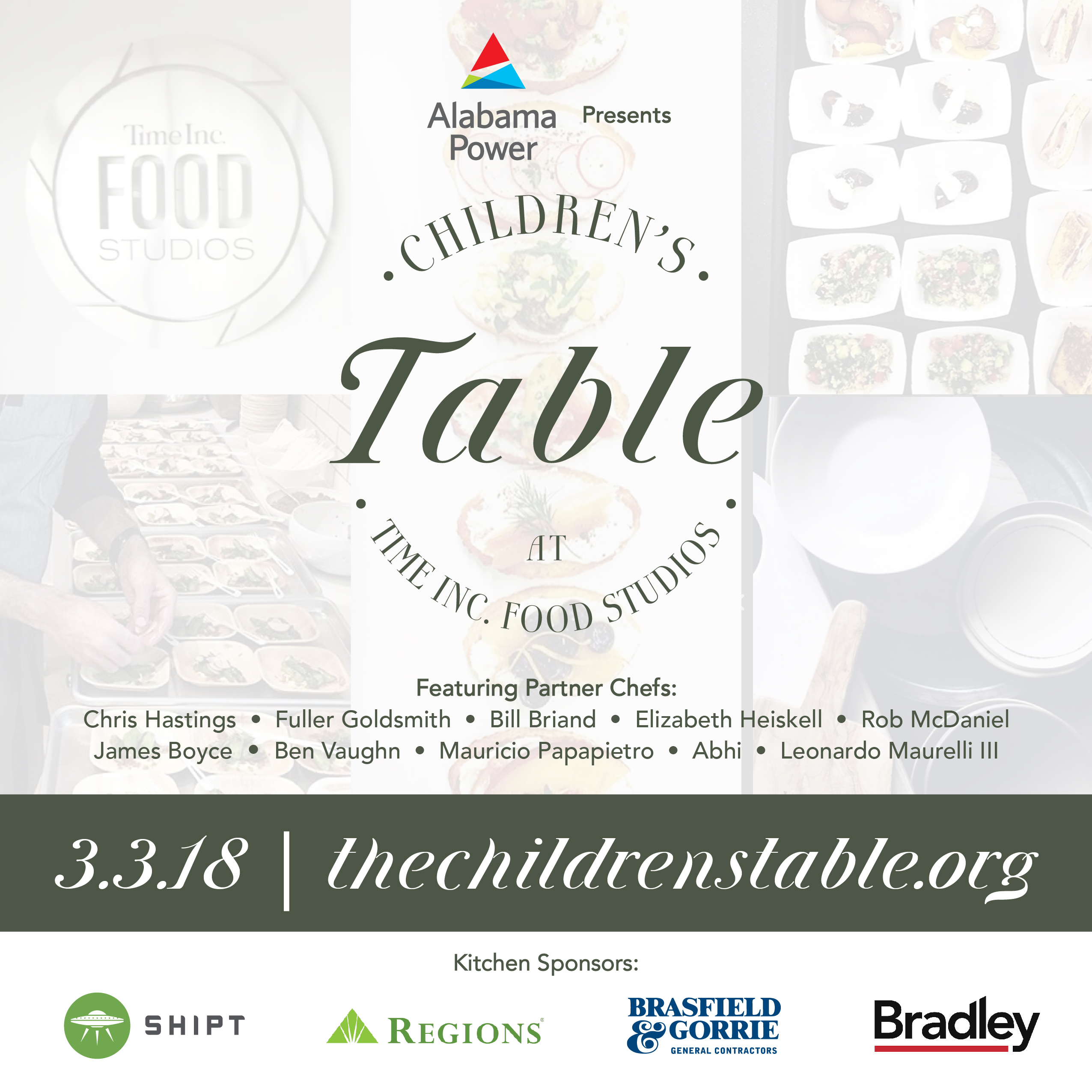 One Night Only: Children\'s Table at Time Inc. Food Studios | What to ...