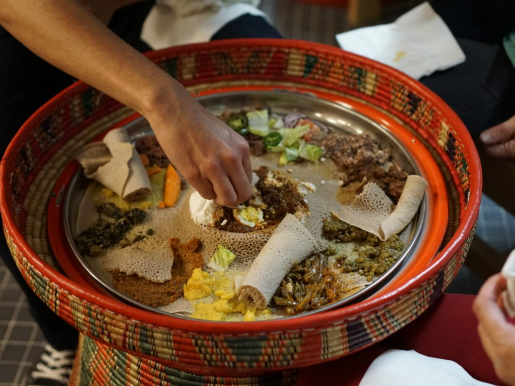 First Ethiopian restaurant in the state of Alabama is OPEN in The